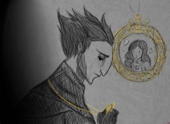 A breaking heart by CommanderRedgrave