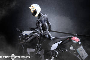 Celty Sturluson - Figma #SP-081 Shot 2 by raveka
