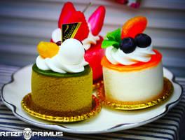 Cake Test Shot by raveka