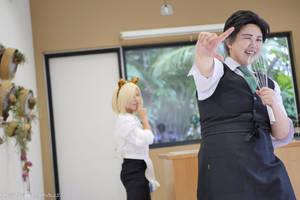 Let's Sing - Yuri On Ice!! Cosplay by raveka