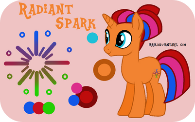 Radiant Spark by irrif