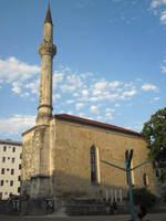 Mosque by jajafilm