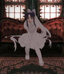 maid in progress 1 by skimlines