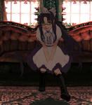 maid in progress 2 by skimlines