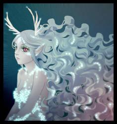 It's a mermaid by skimlines