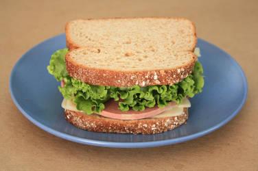 Liverwurst Sandwich by skimlines