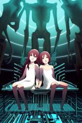 Alien Twins by skimlines