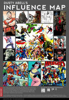 Influence Map by dusty-abell