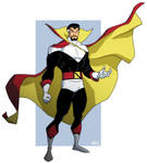 Count Nefaria OHOTMU Redux by dusty-abell