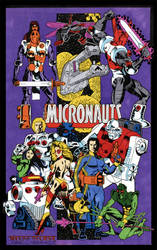 micronauts by dusty-abell