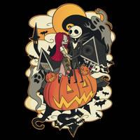 Halloween Dream by TaylorRoss1