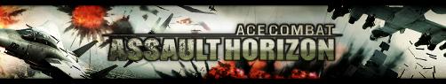 Ace Combat Banner by Uprisen257