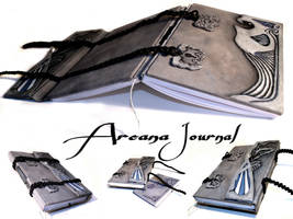 Arcana Journal by AnnEnchanted