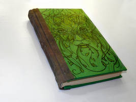 Green Man Journals by AnnEnchanted