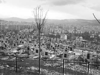 Graveyard shift by grimsatyr