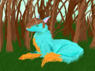 Hel In The Woods by KuroroCure