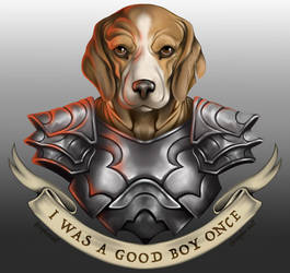 Doggo of War- Beagle by Christopher-Stoll