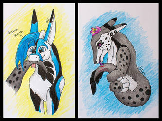 Ori and Lilien by Ivanitko