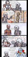 Skyrim most Annoying characters part 2 by Mailus