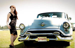 Oldsmobile by scarlettrenee