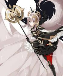 Veronica by shisayo