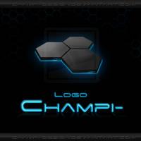 Logo Champi- by Naeki-Design