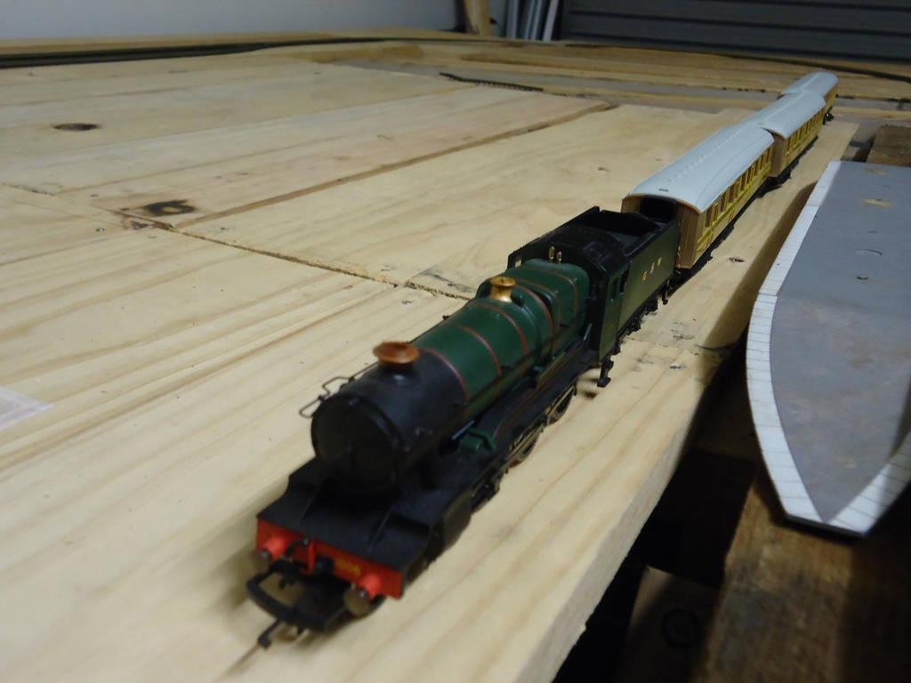 GW Train by ArtLover324