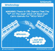 Wrecknology by schizmatic