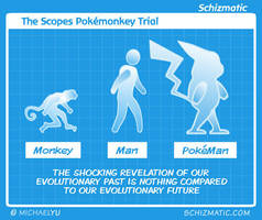 The Scopes Pokemonkey Trial by schizmatic