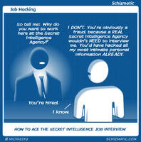 Job Hacking by schizmatic