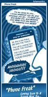 Phone Freak by schizmatic