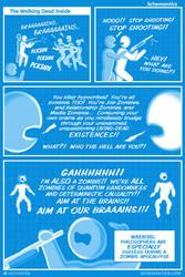 The Walking Dead Inside by schizmatic