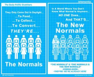 The Body Politic Snatchers by schizmatic