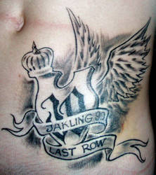 Jakling Crest by 13thPlayer