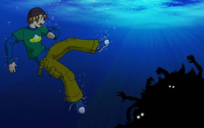 LUCID: Swimming With Shadows by phoenixsamurai