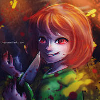 Chara by kazumitakashi