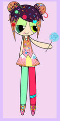 Candy ghost new look by Cannibal22334455