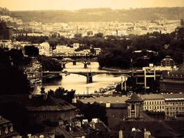 Prague by Moplika