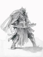 Dark Knight by janusmemory