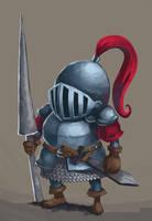 Knight - wip by poxel
