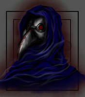 Plague Doctor by MortNevermore