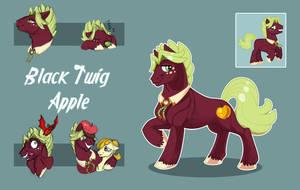 Black Twig Apple bio by Vindhov