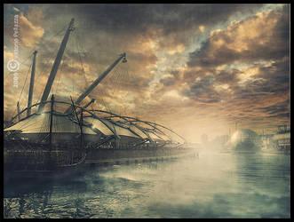 New port by Vittorio-Pellazza