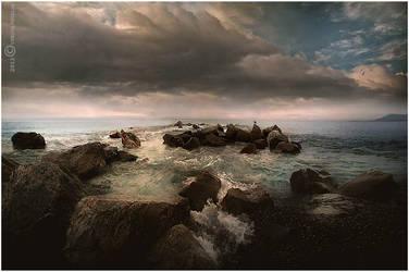 Sea Stones by Vittorio-Pellazza
