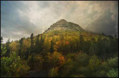 Magic Autumn by Vittorio-Pellazza