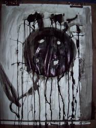 Coraline: Black Button by Angelic-watcher