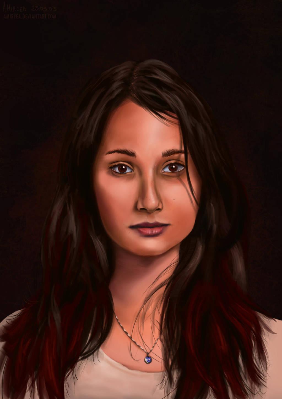 Portrait 4 by amircea