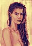 Portrait-10 by amircea