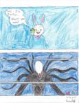 Buster Meets Slenderman by Quinstiff