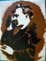 Nietzsche by sykonurse